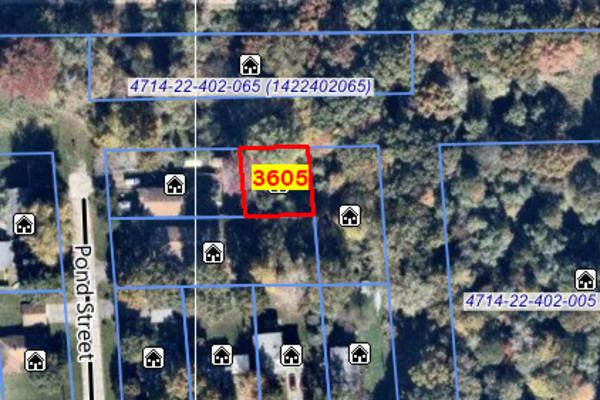 Lot 3605